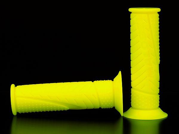 Håndtag - Malossi MHR - fluorescerende gul