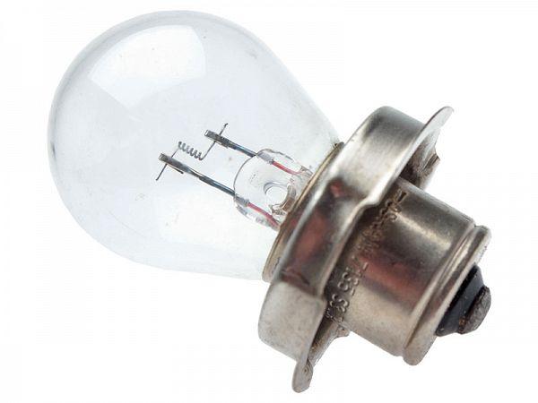Headlight bulb - P26S 12V, 15W - original