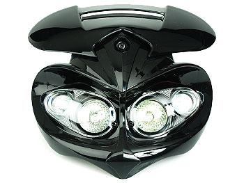 Headlight - TNT, black
