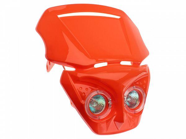 Headlight - TNT Transformer - orange