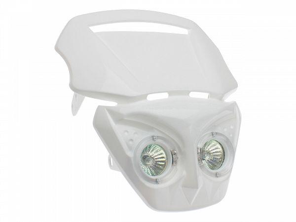 Headlight - TNT Transformer - white