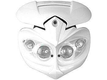 Headlight - TNT, white