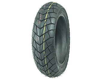 "Helårsdæk - Bridgestone ML50 - 10"", 100/80-10"