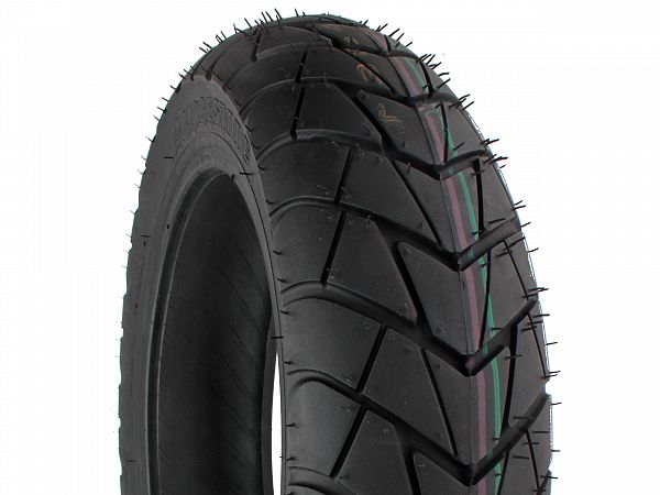 "Helårsdæk - Bridgestone ML50 - 12"", 120/70-12"