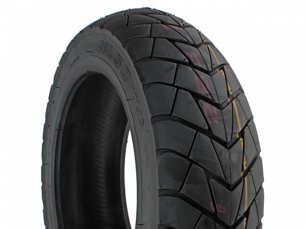 "Helårsdæk - Bridgestone ML50 - 12"", 130/70-12"