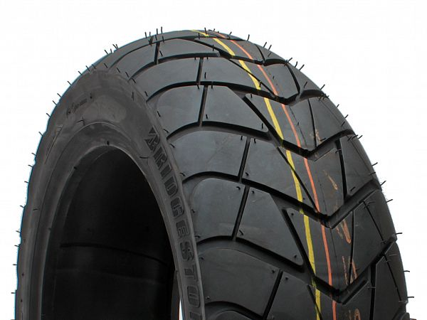 "Helårsdæk - Bridgestone ML50 - 12"", 140/70-12"
