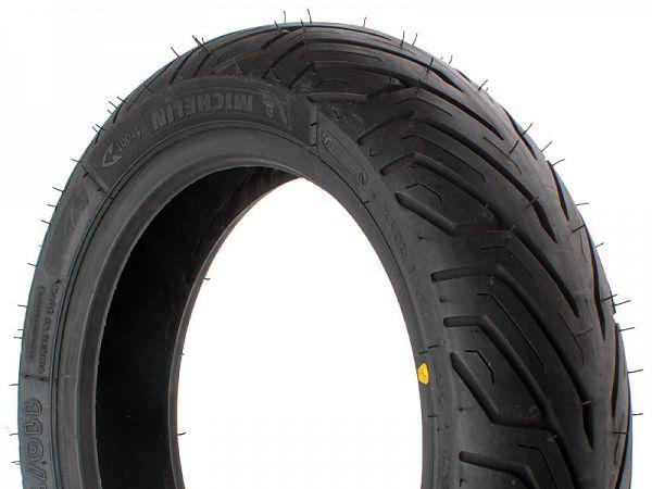 Helårsdæk - Michelin City Grip 110/70-11