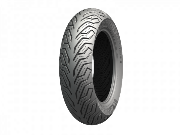 Helårsdæk - Michelin City Grip 2, 90/90-14
