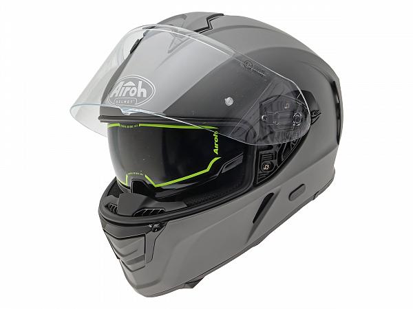 Helmet - Airoh Spark Color, food nardo gray