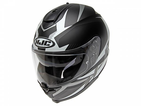 Helmet - HJC C70 Troky, black / white