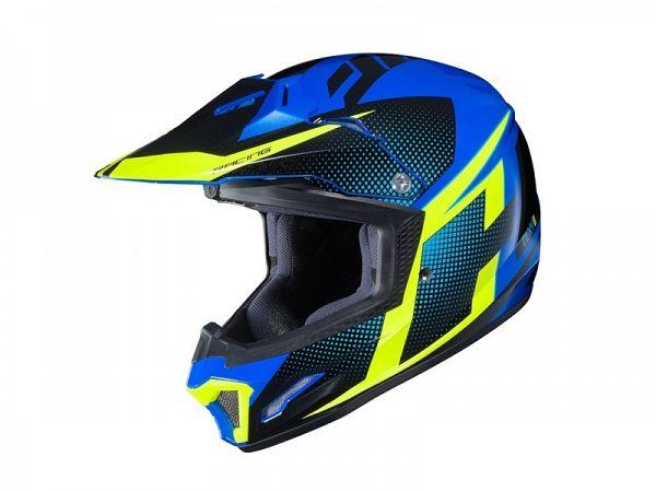 Helmet - HJC CL-XY II MC3H Argos