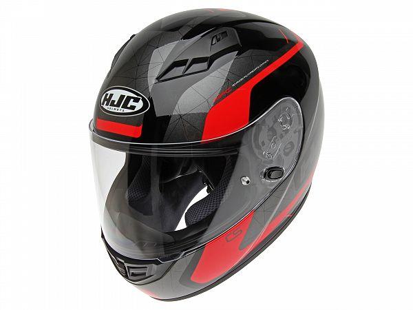Helmet - HJC CS15 Dosta, black / red