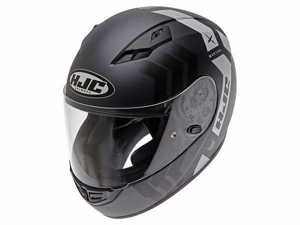 Helmet - HJC CS15 MC5SF Martial, black / white