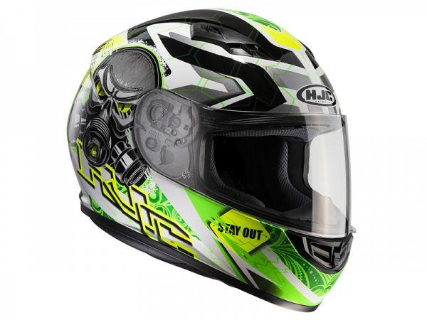Helmet - HJC CS15 Rafu Danger, xx-large