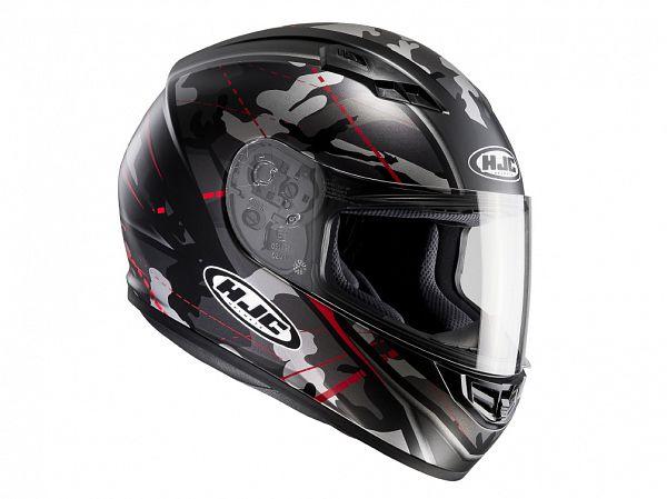 Helmet - HJC CS15 Songtan, camo red
