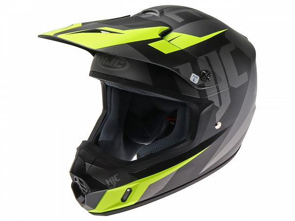 Helmet - HJC CSMX II Dakota yellow