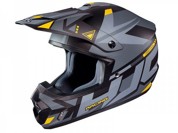 Helmet - HJC CSMX II Madax gray