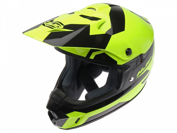 Helmet - HJC CSMX II Pictor yellow
