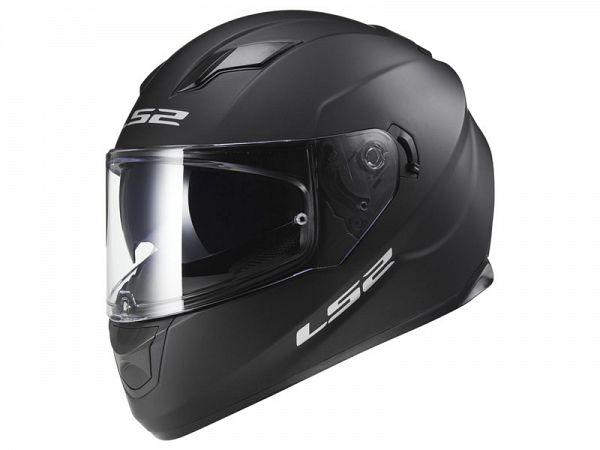 Helmet - LS2 FF320 Stream, matte black, medium