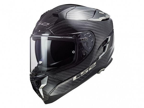 Helmet - LS2 FF327 Challenger Carbon, large