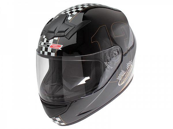 Helmet - LS2 FF351 Poker
