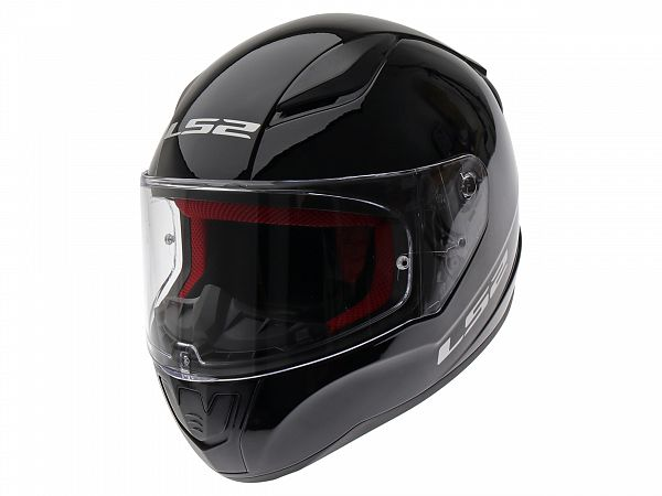 Helmet - LS2 FF353 Rapid Single Mono Blank Black