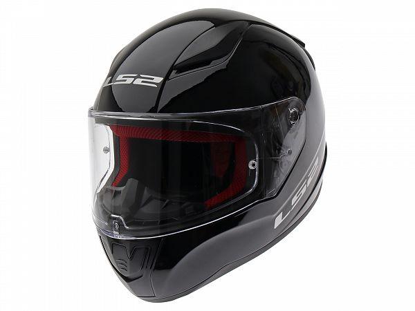 Helmet - LS2 FF353 Rapid Single Mono Blank Black