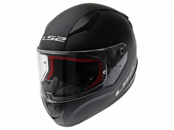 Helmet - LS2 FF353 Rapid Single Mono Matte - incl. optional visor