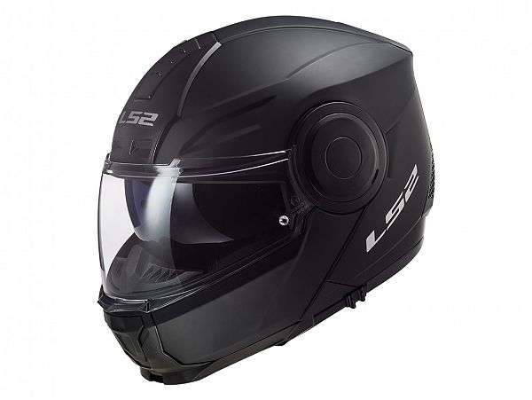 Helmet - LS2 FF902 Scope Solid, matte black