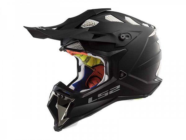 Helmet - LS2 MX470 Subverter, matte black / white