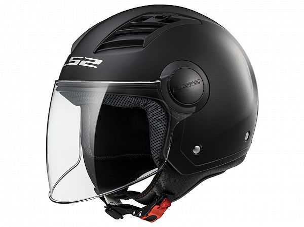 Helmet - LS2 OF562 Airflow, matte black