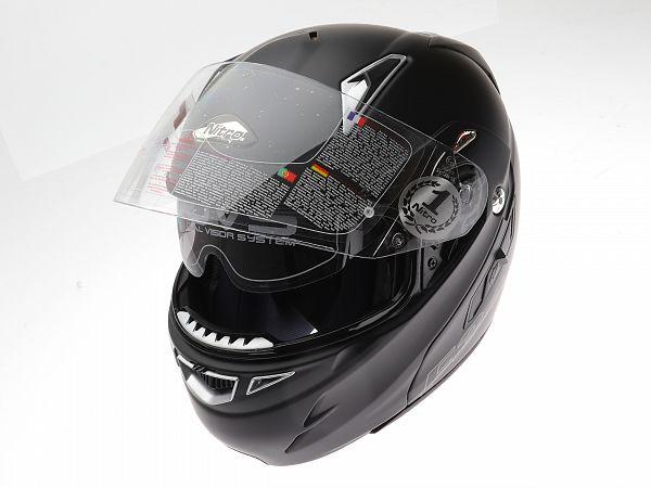 Helmet - Nitro F-347-VN, food grade, medium
