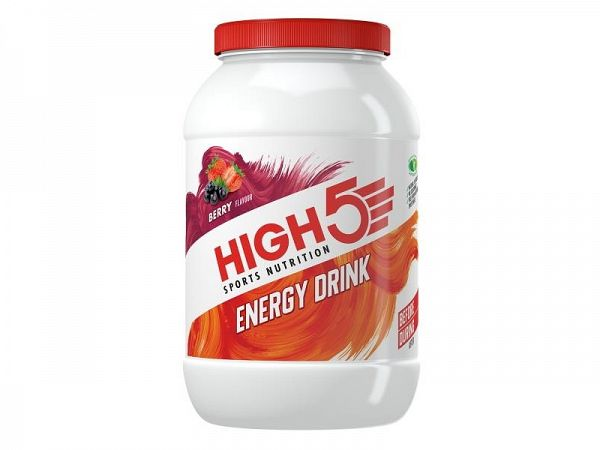 High5 Berry Energy Drink, 2,2 kg