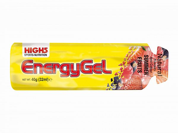 High5 EnergyGel Summer Fruit, 40g
