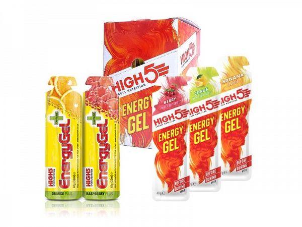High5 Mix Box Energy Gel, 20 pcs