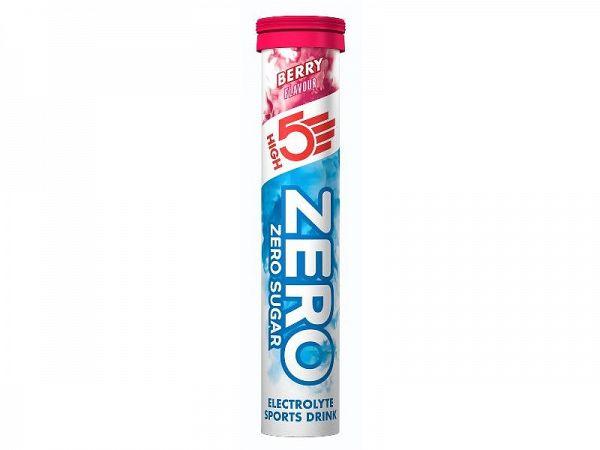 High5 Zero Berry Electrolyte Loss, 20 pcs