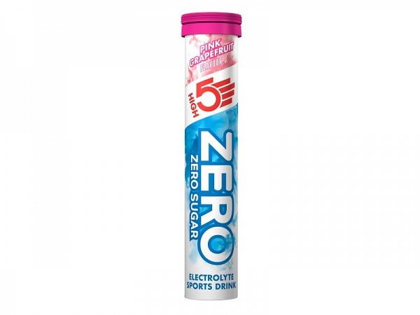 High5 Zero Grapefruit Elektrolyttabs, 20stk