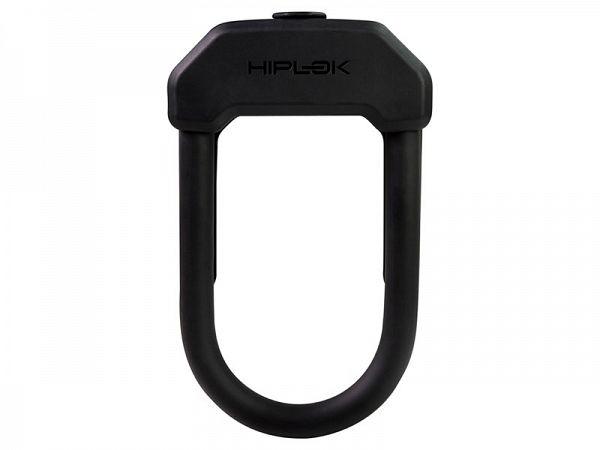 Hiplok DX Approved Hanger Lock, Black