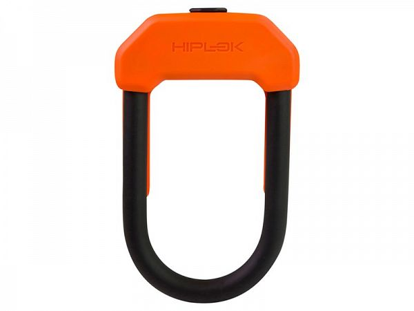 Hiplok DX Approved Hanger Lock, Orange