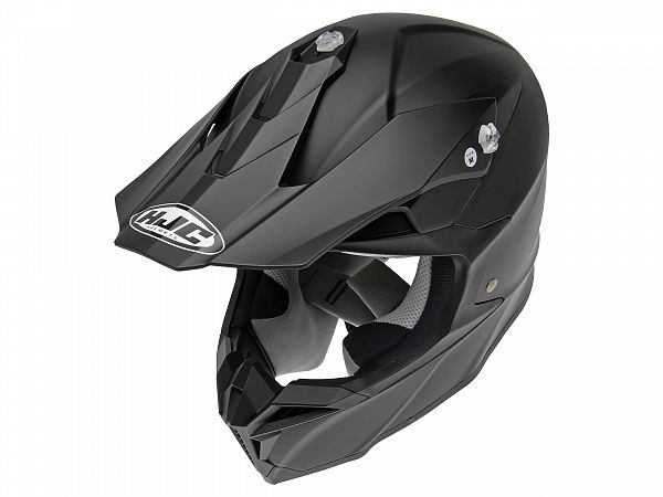 Hjälm - HJC i50 Flat, matt svart