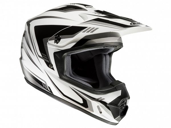Hjelm - HJC CSMX II Edge hvid