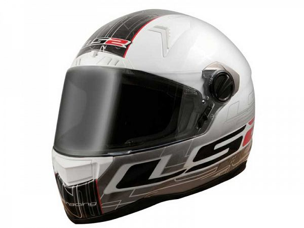 Hjelm - LS2 FF385 CR1 Racing, x-large