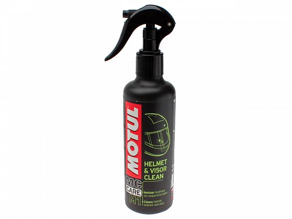 Hjelm- og visirrens - Motul 250ml