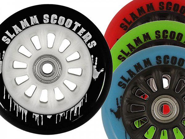 Hjul - Slamm Nylon Kerne 100mm