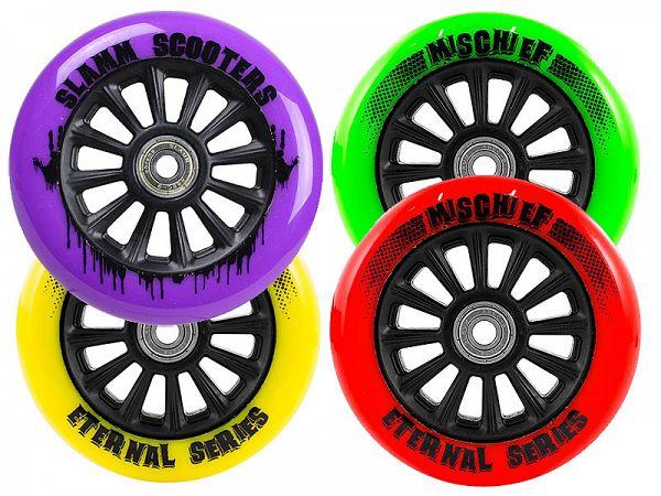 Hjul - Slamm Nylon Kerne 110mm