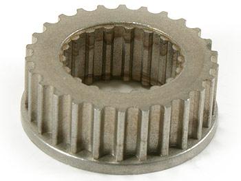 Hjul til olie- og vandpumpe på krumtap - originalt
