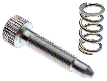 Idle screw