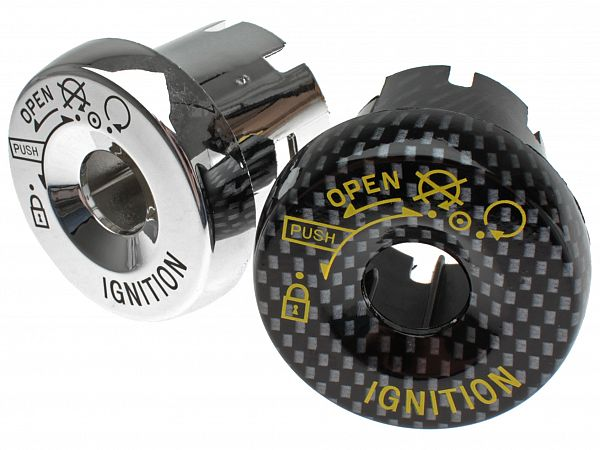 Ignition lock cover