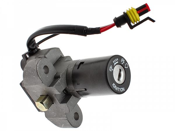 Ignition lock incl. keys