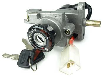 Ignition lock - original
